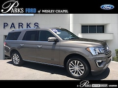 Certified Pre-Owned 2018 Ford Expedition Max in Wesley Chapel, FL