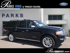 Certified Pre-Owned 2017 Ford Expedition EL in Wesley Chapel, FL