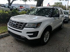 Certified Pre-Owned 2017 Ford Explorer in Wesley Chapel, FL