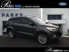 Certified Pre-Owned 2017 Ford Escape in Wesley Chapel, FL