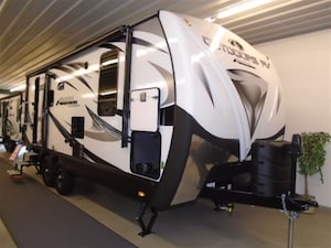 2019 OUTDOORS RV Timber Ridge 21 FQS Mountain series -