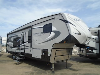 2018 OUTDOORS RV Glacier Peak 28 RKS Titanium series