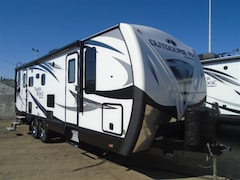 2019 OUTDOORS RV Timber Ridge 25 RDS Mountain series -