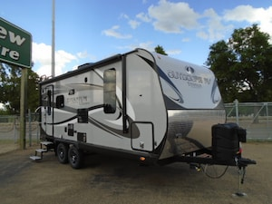 2018 OUTDOORS RV Creek Side 21 RBS Titanium series -