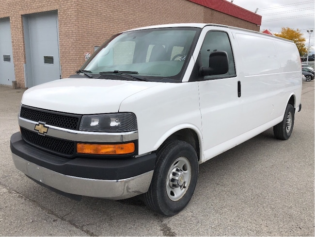 2014 Chevrolet Express 2500 Extended Minivan