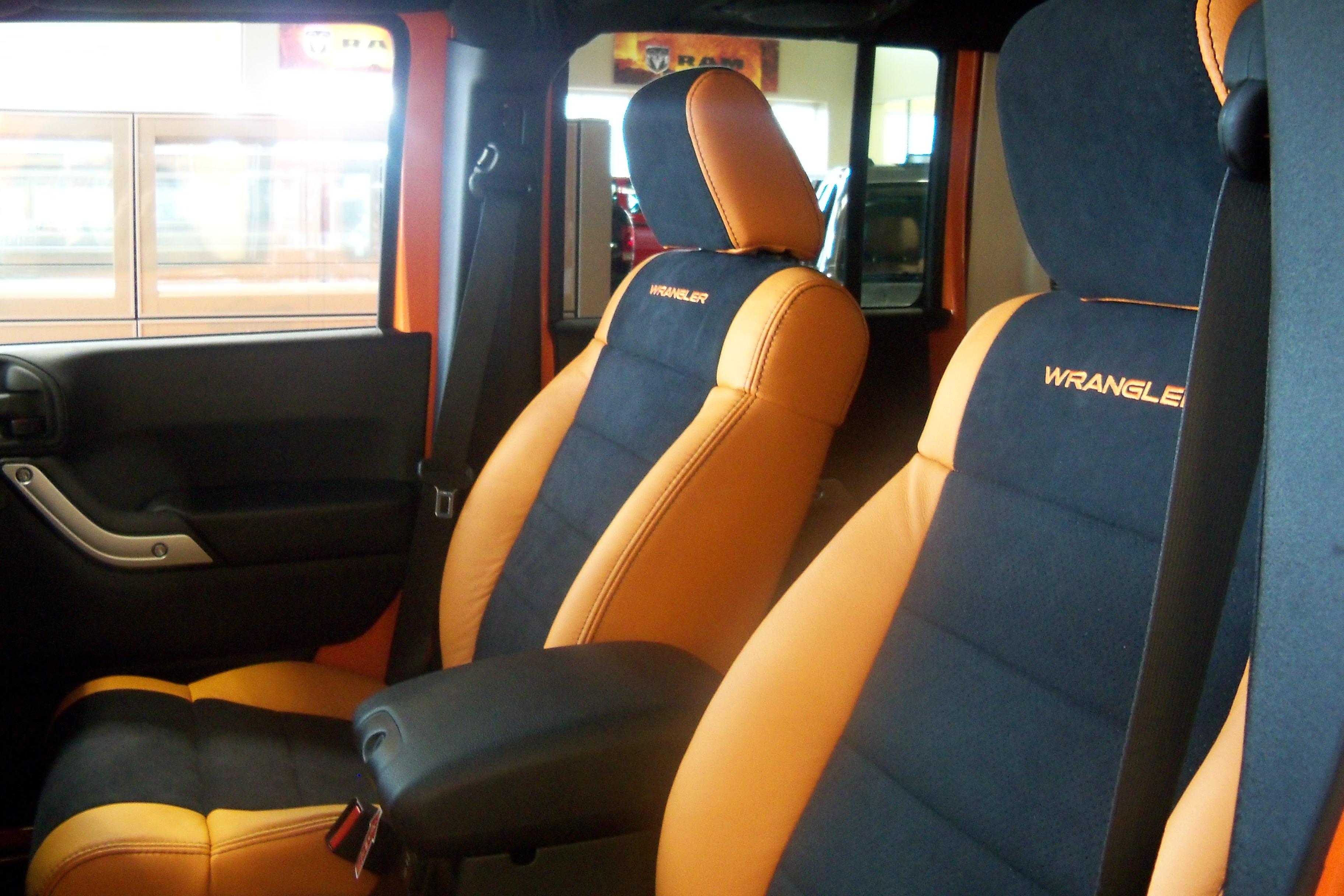 Custom Car Interiors Parkway Chrysler Dodge Jeep Ram
