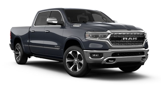 new 2019 ram 1500 limited crew cab 4x4 6 39 4 box in clinton. Black Bedroom Furniture Sets. Home Design Ideas
