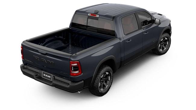 new 2019 ram 1500 rebel crew cab 4x4 5 39 7 box in clinton. Black Bedroom Furniture Sets. Home Design Ideas