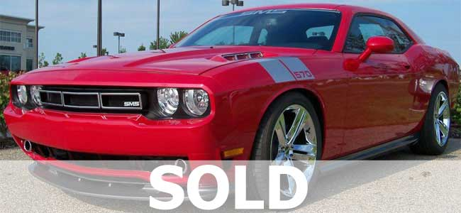 New 2011 Dodge Challenger Sms 570 In Clinton Township