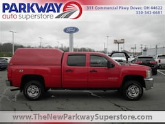 Used 2009 Chevrolet Silverado 2500HD LT (4x4 Crew Cab 6.6 ft. box 153 in. WB) Truck