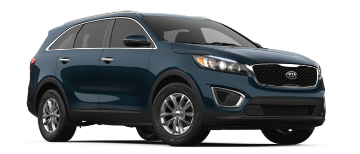 New 2018 Kia Sorento LX at