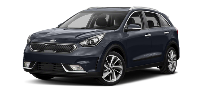 New 2017 Kia Niro LX at
