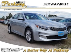 2018 Kia Optima EX Sedan JG206527