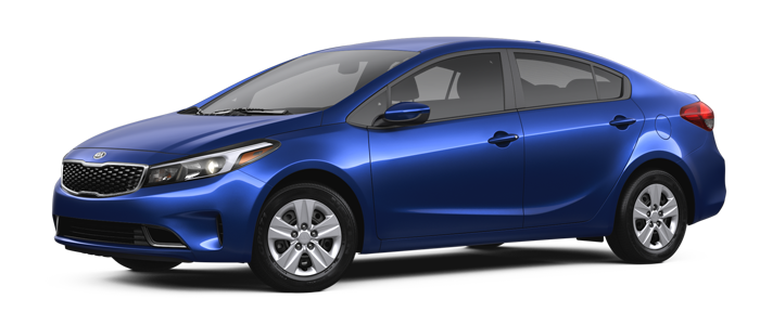 New 2017 Kia Forte LX at