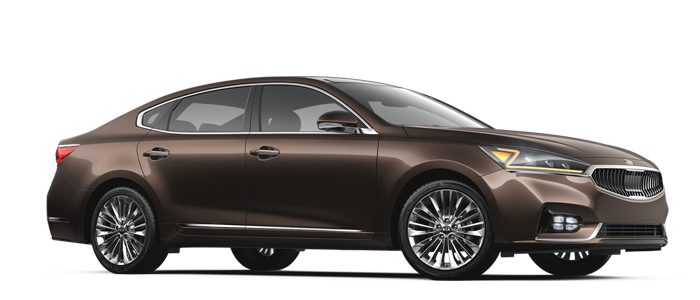 New 2017 Kia Cadenza at