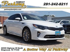 2018 Kia Optima SX Sedan JG196707