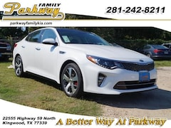 2018 Kia Optima SX Sedan JG212155