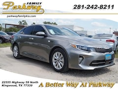 2018 Kia Optima EX Sedan JG199300