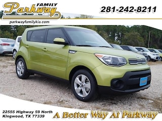 2018 Kia Soul Base Wagon J7893554