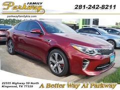 2017 Kia Optima SX Sedan HG138457