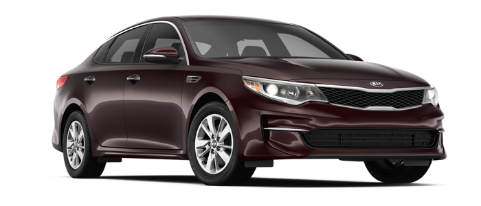 New 2018 Kia Optima LX at