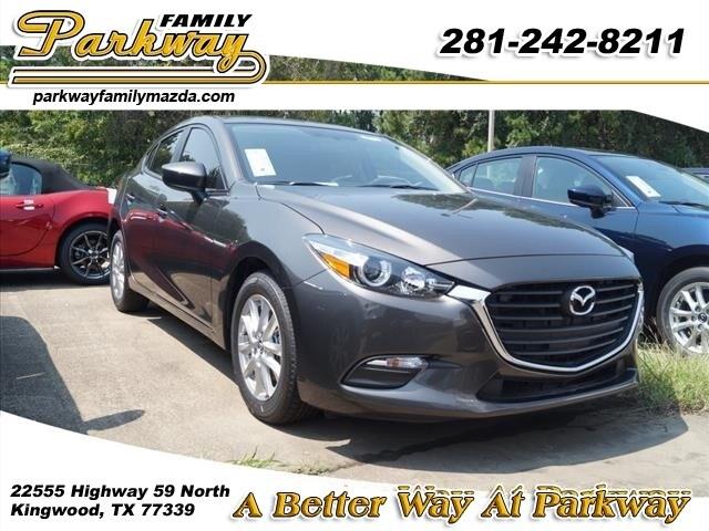 2017 Mazda Mazda3 Sport Hatchback HM154841