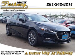2018 Mazda Mazda3 Grand Touring Hatchback JM178587
