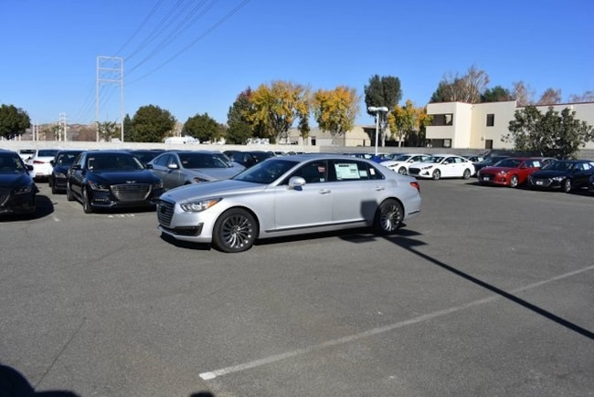 2018 Genesis G90 3.3T Premium Sedan For Sale in Valencia, CA