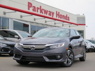2018 Honda Civic Sedan EX-T EX-T CVT