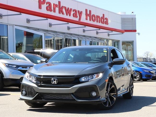 New 2019 Honda Civic Hatchback For Sale At Weins Canada Vin Item Vin