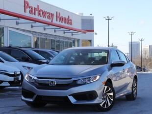 2018 Honda Civic Sedan SE SE CVT