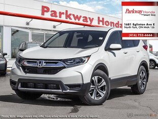 2018 Honda CR-V LX LX 2WD