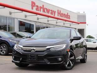 2018 Honda Civic Sedan Touring Touring CVT
