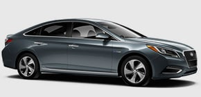 New Hyundai Sonata Hybrid Wilmington
