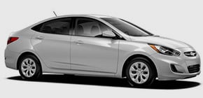 New Hyundai Accent Wilmington