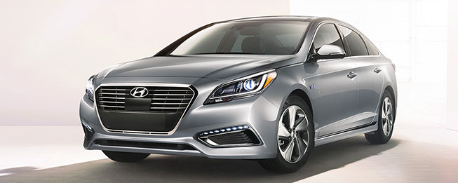 New 2017 Sonata Hybrid for sale in Wilmington NC