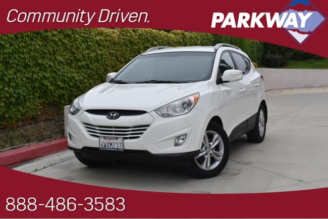 2013 Hyundai Tucson GLS w/PZEV SUV for sale in Santa Clarita, CA at Parkway Hyundai