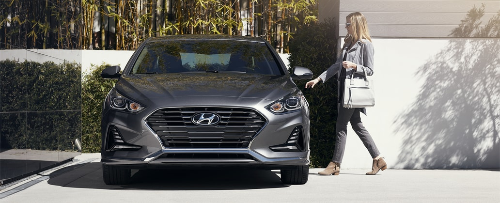 2018 Hyundai Sonata for sale in Santa Clarita, CA