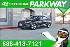 2019 Hyundai Ioniq Plug-In Hybrid Base Hatchback KMHC75LD1KU105447 for sale in Santa Clarita, CA at Parkway Hyundai