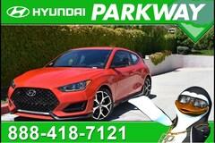 2019 Hyundai Veloster N Hatchback KMHT36AH1KU002987 for sale in Santa Clarita, CA at Parkway Hyundai