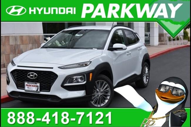 2019 Hyundai Kona SEL SUV for sale in Santa Clarita, CA at Parkway Hyundai