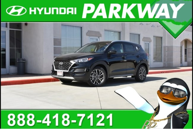 2019 Hyundai Tucson SEL SUV for sale in Santa Clarita, CA at Parkway Hyundai