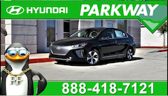2019 Hyundai Ioniq EV Limited Hatchback KMHC05LH7KU033077 for sale in Santa Clarita, CA at Parkway Hyundai
