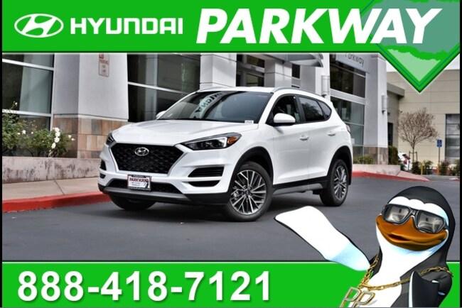 2019 Hyundai Tucson SEL SUV for sale in Santa Clarita, CA at Parkway Hyundai