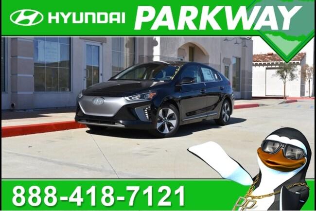 2019 Hyundai Ioniq EV Limited Hatchback for sale in Santa Clarita, CA at Parkway Hyundai