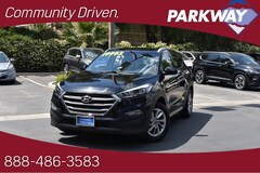 2018 Hyundai Tucson SEL SUV for sale in Santa Clarita, CA at Parkway Hyundai