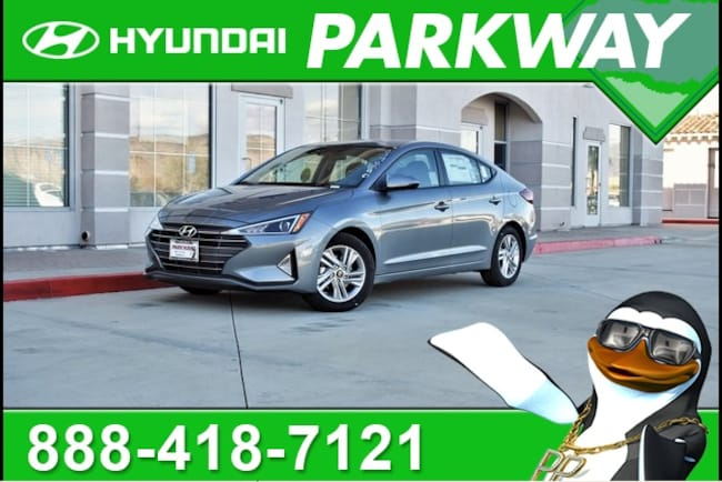 2019 Hyundai Elantra SEL Sedan for sale in Santa Clarita, CA at Parkway Hyundai