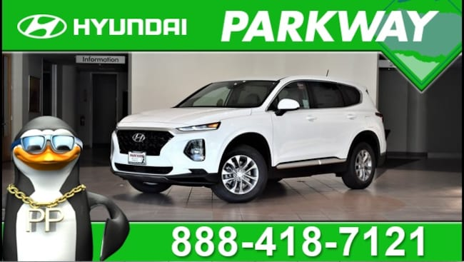 2019 Hyundai Santa Fe SE 2.4 SUV for sale in Santa Clarita, CA at Parkway Hyundai