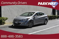 2014 Hyundai Elantra SE Sedan KMHDH4AE1EU155146 for sale in Santa Clarita, CA at Parkway Hyundai