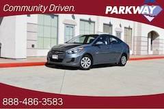 2017 Hyundai Accent SE Sedan for sale in Santa Clarita, CA at Parkway Hyundai